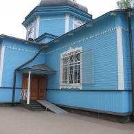 Храма св. Димитрия Солунского в Коломягах