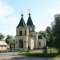Церковь Казанской иконы Божией Матери пос. Александровская