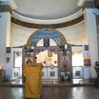 Храм свв. апп. Петра и Павла РГПУ Герцена