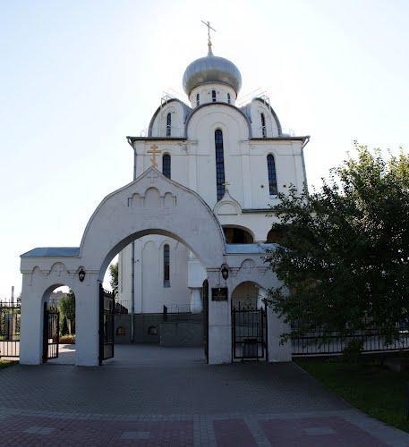 Храм Благовещения Пресвятой Богородицы (Пискаревский)