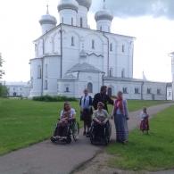 Великий Новгород и Варлаамо-Хутынский монастырь