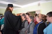 Пасхальное поздравление подопечных ПНИ № 9 в Красном Селе